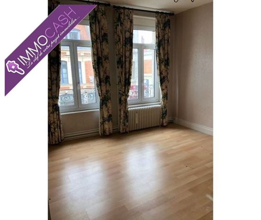 Appartement T3 DOUAI (59500) IMMOCASH